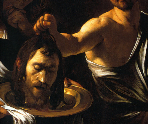 Caravaggio Caravaggios Decapitation Obsession